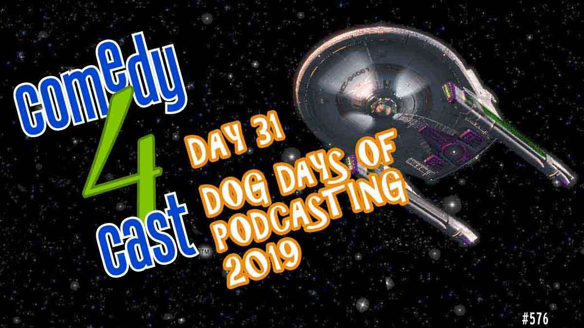 comedy4cast comedy podcast | Random bits of audio fun!